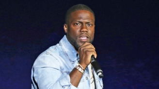 Kevin Hart Wouldn't Bet Drake On 76ers-Raptors 'Because He Doesn't Pay'