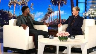 Ellen DeGeneres Is Facing A Backlash For Urging Kevin Hart To Return As Oscars Host