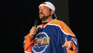 Kevin Smith Is Pissed That 'Batgirl' Won't Play In Theaters