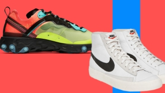 SNX: The Five Flyest Kicks Dropping This Week, Featuring The Return Of The Element 87s