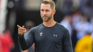 Kliff Kingsbury Will Reportedly Be The Arizona Cardinals Next Head Coach