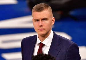 The Mavs Reportedly Weren't On The List Of Preferred Trade Destinations For Kristaps Porzingis