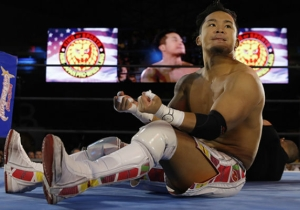KUSHIDA Will Have A Legendary Opponent For His Final NJPW Match