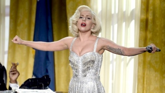 Lady Gaga Apologized For Working With R. Kelly And Said Her Thinking Was 'Twisted' Back Then