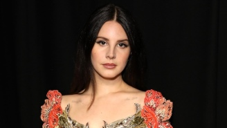 Lana Del Rey Covers 'Season Of The Witch' For Guillermo Del Toro's 'Scary Stories To Tell In The Dark'