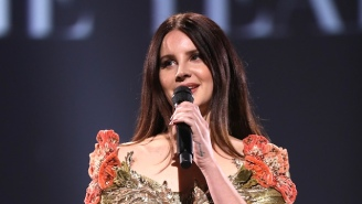 Lana Del Rey's New Single Has A Very Long Title And Love For Sylvia Plath
