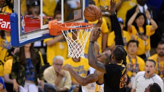 Richard Jefferson Still Marvels At LeBron's Block And Kyrie's Shot From The 2016 NBA Finals