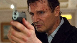 Liam Neeson Calls 'Taken' An 'Accident' That He Thought Would Go Straight To Video