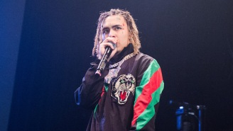 Lil Pump Called Himself The 'Most Lyrical Rapper Of All Time' And Claimed That Science Proves It
