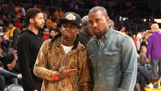Kanye West Is Reportedly Working On New Music With Migos, Lil Wayne, And Others In Miami
