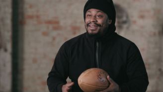 Marshawn Lynch And Wilson Made Special Tattooed Footballs To Auction Off For Charity