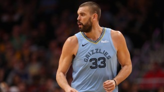 The Raptors And Grizzlies Have Reportedly Agreed To A Marc Gasol Trade