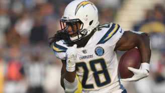 Melvin Gordon Messed With An Uber Driver Who Had Hot Chargers-Ravens Takes