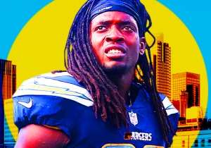 Melvin Gordon Explains Why The Rams And Chargers Are A Football 'Brotherhood' In Los Angeles