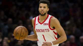 The Rockets Saved Some Money In Reportedly Shipping Michael Carter-Williams To Chicago