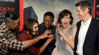 A 'Resident Evil' TV Series Could Be Netflix's 'The Walking Dead'
