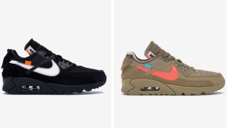 The Nike X Off-White Air Maxes Will Cost You Some Coins