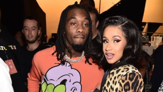 Cardi B And Offset Lay Into The Media For Spreading Fake News On Their New Song 'Clout'