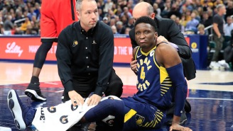 Victor Oladipo Has Reportedly Suffered A Season-Ending Knee Injury