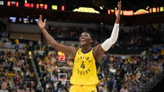 Victor Oladipo Is Reportedly Targeting A Return Before The All-Star Break