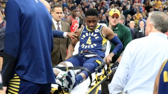 Paul George, LeBron James, And Other NBA Stars Sent Support To Victor Oladipo After His Knee Injury