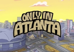 Quavo And Adidas Revealed The Animated Series 'Only In Atlanta' Ahead Of The Super Bowl