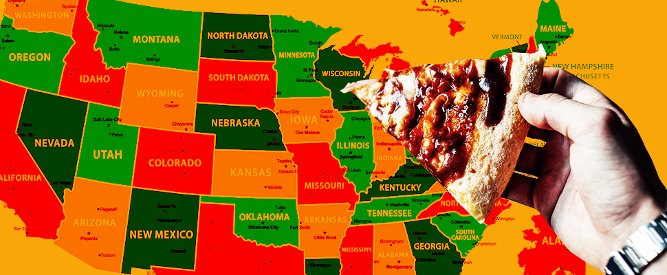 The Absolute Best Pizza In Every State