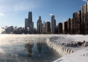 Experts Are Warning People Not To Breathe Deeply Or Talk Outside Ahead Of The Polar Vortex