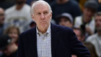 Gregg Popovich 'Doesn't Know The Answer' To How Much Longer He Will Coach The Spurs