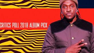 Pusha T's 'Daytona' Was The Underground Rap Hit Of The Year