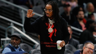 Quavo Wants To Show Clemson 'How Champs Are Supposed To Be Treated' After Dinner With Trump