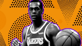 Rajon Rondo Is The Calming Presence The Lakers Desperately Need Right Now