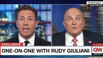 Rudy Giuliani Implodes In A Disastrous 'Collusion' Interview Amid Reports That He Hates His Job