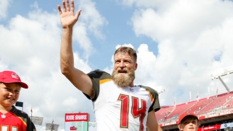 The Dolphins Have Signed Ryan Fitzpatrick To Be Their Starting Quarterback