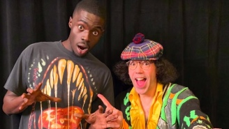 Watch Nardwuar Surprise Sheck Wes With His Own Grandfather's Record From Senegal