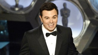 Seth MacFarlane Opens Up About His Controversial 'We Saw Your Boobs' Number At The Oscars