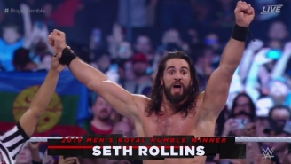 Seth Rollins Made History By Topping This Year's 'PWI 500'