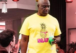 Captain Holt's Tropical Novelty Tee Shirts From 'Brooklyn Nine-Nine,' Ranked