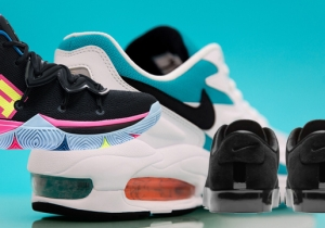 SNX: The Five Best Shoes Dropping In Mid-January