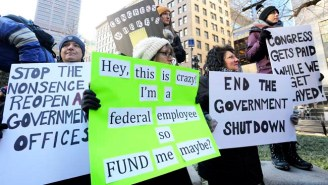Furloughed IRS Employees Are Refusing To Work Without Pay Ahead Of Tax Season Starting On Monday