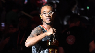 Slim Jxmmi Got Into A Street Fight In New Zealand That Ended With Someone Getting Stabbed