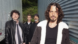 Watch Soundgarden Reunite For The First Time Since Chris Cornell's Death At His Tribute Concert