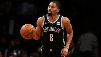 Nets Star Spencer Dinwiddie Wants To Build A Real Life 'Iron Man' Suit When He Retires