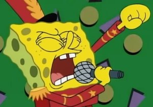 Maroon 5 Hinted That 'SpongeBob' Might Actually Be Part Of The Super Bowl Halftime Show