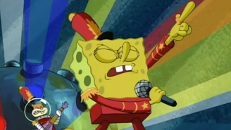 Over A Million People Want A 'SpongeBob SquarePants' Song To Be Performed At The Super Bowl