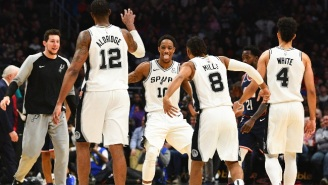 The Spurs Have Shot Their Way Back Into The Western Conference Playoff Picture