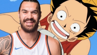 Anime Fans Are Trying To Get Steven Adams Into The NBA All-Star Game