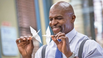 Terry Crews Will Deliver A Shocking String Of Bleeps In The Upcoming Season Of 'Brooklyn Nine-Nine'