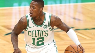 Terry Rozier Believes Some Of The Celtics' Problems Stem From Being 'Too Talented'