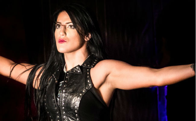 Tessa Blanchard Is Pursuing Greatness And Gold